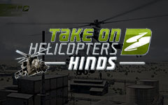 Take on helicopter - Hinds